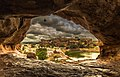 N-KA-D115 N-KA-D116 Badami Fort Temple Lake View From Cave.jpg
