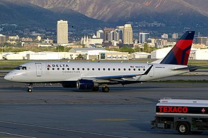 Delta Connection - Delta Connection Embraer 175 operated by Compass Airlines