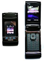 Image illustrative de l'article Nokia N76