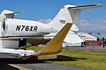 N76XR Bombardier Learjet 60XR Global Flight (6485918239).jpg