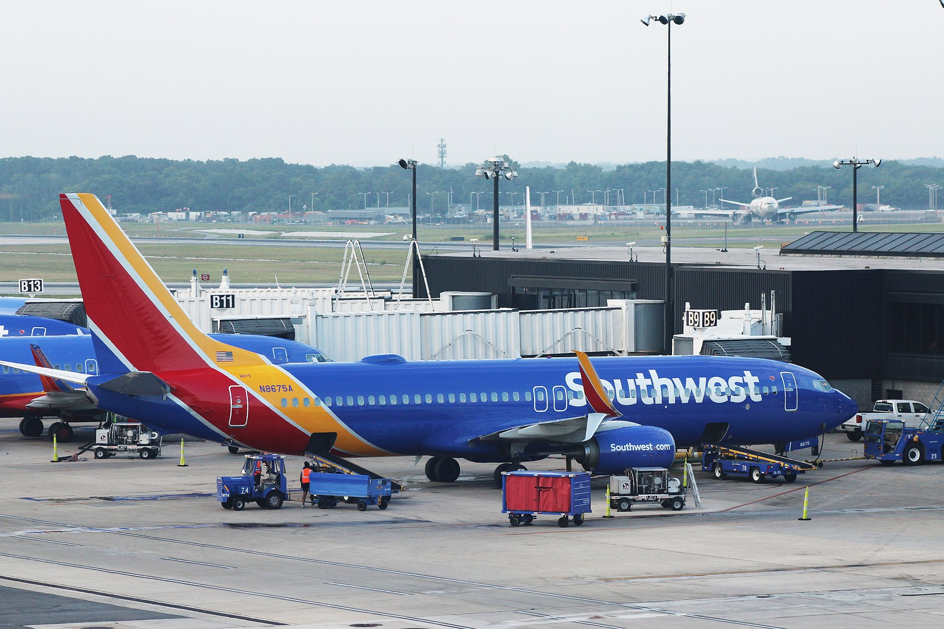 Southwest Airlines Wikipedia