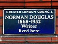 NORMAN DOUGLAS 1868-1952 Writer lived here.jpg