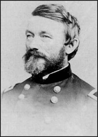 1st Maine Volunteer Infantry Regiment - Colonel Nathaniel J. Jackson of the 1st Maine Infantry