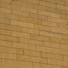 The names of the soldiers killed during the wars are inscribed on the walls of the India Gate.