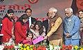 Narendra Modi launching the Sukanya Samridhi Account Scheme at the launch of the 'Beti Bachao, Beti Padhao' Programme, at Panipat, in Haryana. The Chief Minister of Haryana.jpg