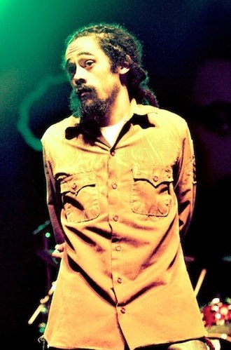 Damian Marley - Marley performing in 2011