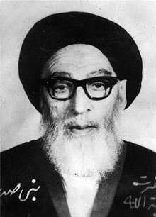 Image result for سید نصرالله بنی صدر