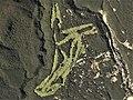 Nasu Golf Club, Nasu Tochigi Aerial photograph.2013.jpg