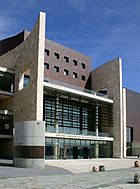 National underground railroad freedom center main entrance 2006