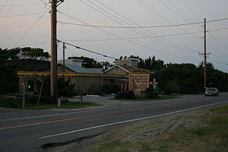 Frisco, North Carolina Census-designated place in North Carolina, United States of America
