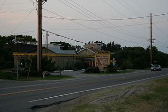 Frisco, North Carolina - Frisco Native American Museum
