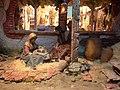 Nativity scene - Belén de la casa de la entrevista (Alcalá de Henares) Diorama Pesebre.jpg