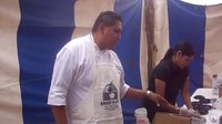 File:Navajo Diné Food Tasting , Cooking Mutton.webm