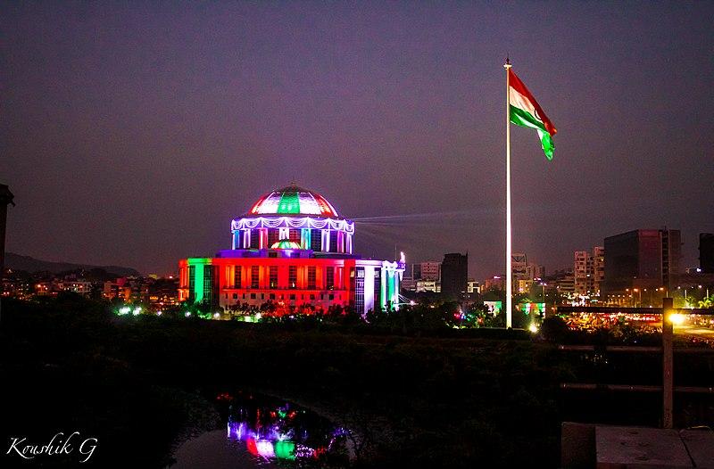 File:Navi Mumbai Municipal Corporation-002.jpg