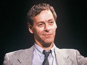 Neal Ascherson - Appearing on television discussion programme After Dark in 1987