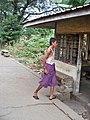 Near Yangon Railway Route (Myanmar) (28300640543).jpg