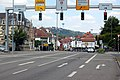 Neckargemünd - Bundesstrasse 37 Kreuzung der B45.JPG