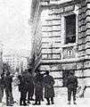 Nemško glavno oporišče v Trstu med bitko za Trst.jpg