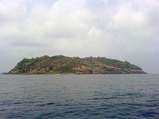 Netrani Island island in India