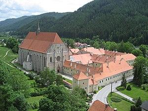 Neuberg Abbey - Stift Neuberg