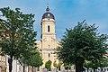 Neuburg an der Donau, Karlsplatz A 10, Ehemalige Hofkirche 20170830 003.jpg