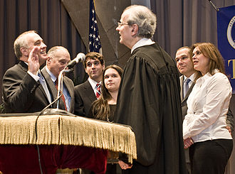 Thomas DiNapoli - January 11, 2011 New York State Comptroller Thomas P. DiNapoli's Inauguration