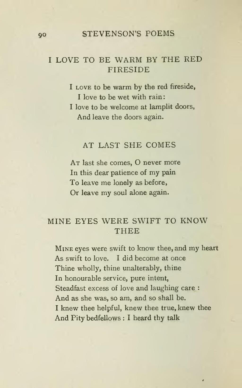 Pagenew Poems And Variant Readings Stevenson 1918djvu110