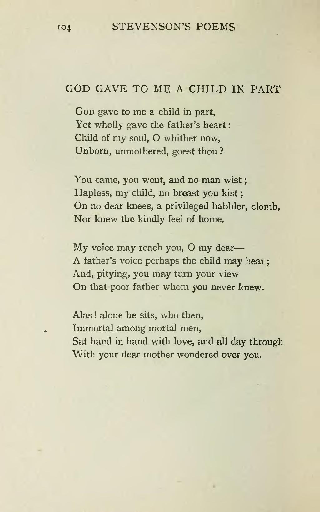 Page:New poems and variant readings, Stevenson, 1918 djvu/124