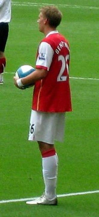 Nicklas Bendtner - Bendtner in 2007