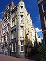Nieuwezijds Voorburgwal hoek Oude Braak, Huis no23 Hr Dykstra, foto1.JPG