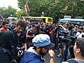Nikol Pashinyan-marching on Mashtots.jpg