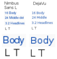 Nimbus Sans L vs. DejaVu.png