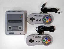Nintendo Classic Mini Super Nintendo Entertainment System.jpg