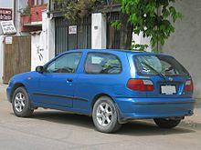 Nissan almera wikipedia
