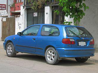 Nissan Almera - Nissan Almera 1.6 GX 3-door hatchback