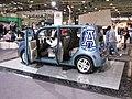 Nissan Cube for Torono Argonauts Left Side Rear.jpg