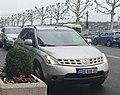 Nissan Murano Swiss diplomatic plate (27027711538).jpg