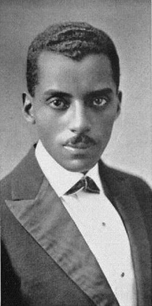Noble Sissle - Noble Lee Sissle circa 1920 (NYPL Digital Collection)