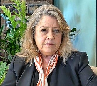 Noni Hazlehurst - Noni Hazlehurst on Balance with Deborah Hutton in 2016