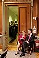 Norges statsminister Jens Stoltenberg och Sveriges vice statsminister Maud Olofsson. Nordiska radets session i Stockholm 2009 (1).jpg