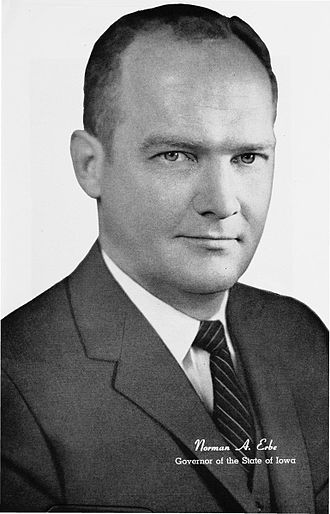 Attorney General of Iowa - Image: Norman A. Erbe