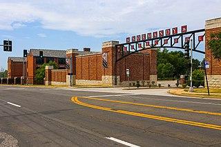 Normandy High School (Missouri) Public secondary school in Wellston, Missouri, United States