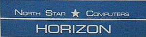NorthStar Horizon - Image: North Star Horizon front placard