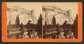 North Dome, Royal Arches, Washington Column, Yosemite Valley, Mariposa Co, by Watkins, Carleton E., 1829-1916.png