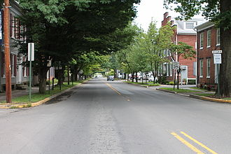 Muncy, Pennsylvania - North Main Street, Muncy, Pennsylvania