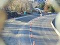 Northwest new lanes being paved on SR-265, Orem, Utah, Nov 16.jpg