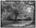 Northwest view - Hogan House, US 27 and State Route 1, Carrollton, Carroll County, GA HABS GA,23-CAROL.V,1-3.tif