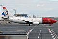 Norwegian (Roald Amundsen livery), LN-KKL, Boeing 737-36N (16454887911).jpg
