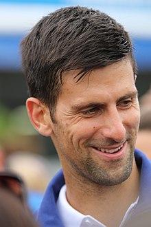 Novak Djokovic Wikipedia
