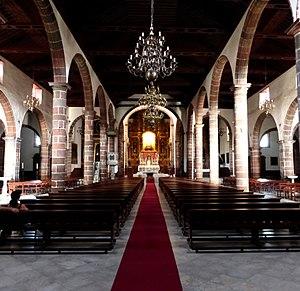Iglesia de la Concepción (Santa Cruz de Tenerife) - Image: Nuestra Señora de la Concepción Santa Cruz